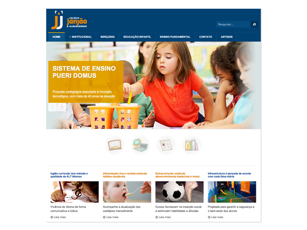 Colégio Janjão & Albuquerque